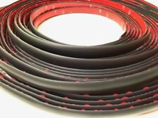 3M Exterior Car Truck Body Protective Molding 5/8 Rubber Adhesive Trim Tape 10FT