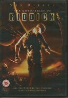 The Chronicles Of Riddick DVD [2011] DVD sealed