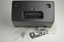 2015-2016 Chevrolet Colorado Front License Plate Bracket with Hardware new OEM