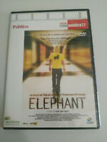 ELEPHANT GUS VAN SANT DVD SLIM SEALED NUEVA ESPAÑOL ENGLISH