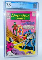 Detective Comics #299, 1962, CGC 7.5, Off-White Pages, Batman & Robin