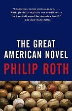 The Great American Novel-ExLibrary