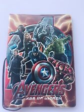 Boy Kid Adult Avengers Passport Case Wallet Protector Cover Birthday Gift him
