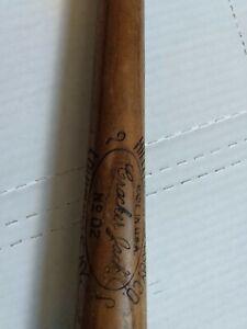 Hillerich bradsby Cracker Jack No.2 Baseball Bat
