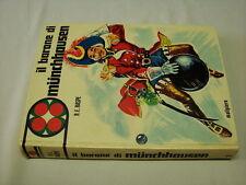 (R.E. Raspe) Il barone di munchhausen 1973 Malipiero Racconti e avventure 1