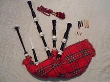 TC écossais cornemuse palissandre imattion Ivoire supports / excellents Highland