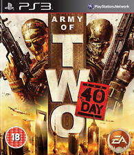 Army of Two: The 40th Day PS3 (in Great Condition)