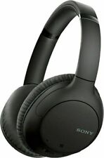 Sony Wh-Ch710N Noise-Canceling Wireless Over-Ear Headphones - Black
