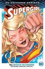 Supergirl Vol. 1 : Reign of the Cyborg Supermen (DC Universe Rebirth) PB NEW