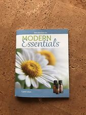 Modern Essentials NEW 8th Edition POCKET BOOK - Essential oil bible for doTERRA