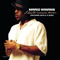 Mario Winans I don't wanna know (2004, feat. Enya & P. Diddy) [Maxi-CD]
