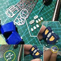 4pcs Drill Scribe Line Templates Ruler Details Craft Tool AJ0091 Alexen Model