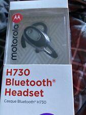 Motorola H730 In Ear Headset - Black