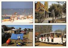 Belgium Zon en Zee Middelkerke Westende Plage Beach Camping Cyclists