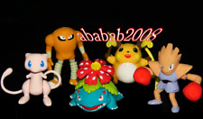 Bandai Pokemon figure Movie part.3 gashapon (full set of 5 figures)
