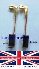 CARBON BRUSHES for FESTOOL POLISHER BF 1 E RAP 80.02 E ROUTER DF 500Q 5X7X12 D56