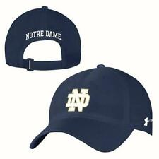 Under Armour mens NOTRE DAME Fighting Irish Airvent Alloy Adjustable Hat