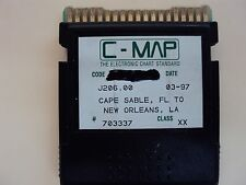 C-MAP Cape Sable,FL to Nola J206.00 electronic chart