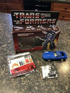 NEW VINTAGE G1 TRANSFORMERS - TRACKS RARE!!