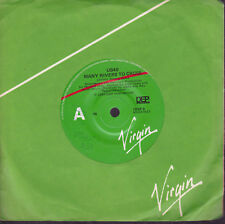 UB40 Many Rivers To Cross / Food For Thought 45