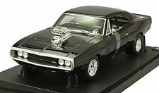 Hot Wheels Collector The Fast and the Furious 1970 Dodge Charger Die-cast 1:18