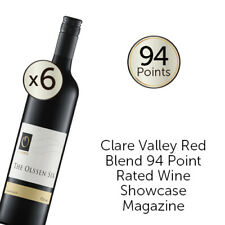Olssen of Watervale The Olssen Six Clare Valley Red 2017 6pack