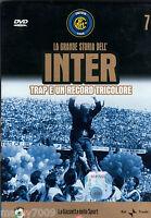 DVD=LA GRANDE STORIA DELL'INTER=1988-1989=VOL.7=TRAP E UN RECORD TRICOLORE