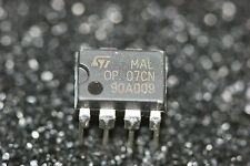 OP07CN molto basso offset Amplificatore operazionale op-amp OP07 ST Microelectronics