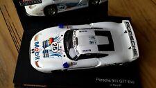Carrera Evolution 132  Porsche 911 GT1 Mobil Le Mans 1997 N°25 Ref : 25401