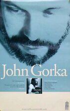 JOHN GORKA POSTER, THE COMPANY YOU KEEP (Z12)