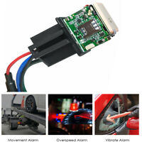 Car Tracking Device GPS Tracker GSM GPRS ACC Testing Cut Off Oil Power System