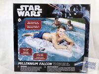 Star Wars Millennium Falcon Inflatable Ride-on by Swimways