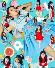 RED VELVET-[ROOKIE] 4th Mini Album CD+POSTER+72p Photo Book+1p Card K-POP SEALED