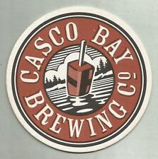 14 Casco Bay Brewing Co Beer Coasters