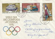 1976 East Germany cover sent from Bad Elster
