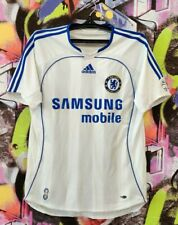 CHELSEA FC Football Shirt Soccer Jersey Training Top Adidas 2006 Mens Size S/M