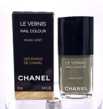 CHANEL Le Vernis Nail Polish KHAKI VERT (New with Box) MADE IN FRANCE (RARE)