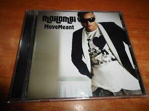 MOHOMBI MoveMeant CD ALBUM DEL AÑO 2010 EU AKON PITBULL NELLY NICOLE SCHERZINGER