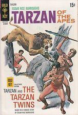 Tarzan #196. Fine+. 1970