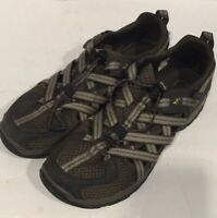 Chaco Mens Gray Hiking Shoes Size 14 Preloved