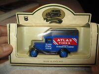 Lledo Days Gone Diecast Truck- Atlas Tires Chevron Standard Oil- Made in England