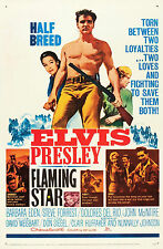 Elvis Reproduction Classic Film Posters