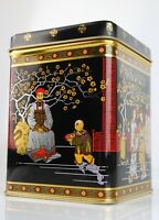 50g Traditional Chinese Tea Caddy - Loose Tea Storage Kitchen Teapot Rooibos