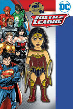 Wonder Woman-Rebirth-exclusivo coleccionista Collectors pin metal-DC Comics