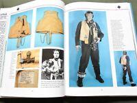 """LUFTWAFFE VS. RAF"" WW2 BATTLE OF BRITAIN LIFE VEST PARACHUTE REFERENCE BOOK"