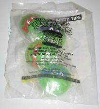 1989 Teenage Mutant Ninja Turtles Burger King Toy - Bicycle Spoke Sliders