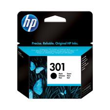 HP 301 Cartouche d'Encre Noire (CH561EE) pour HP Deskjet 2050, HP Envy 4500, HP Officejet 4632