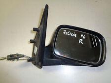 Rétroviseur extérieur manuel droite (Noir non-peint(E) ) Skoda Felicia