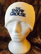 snow grouse beanie