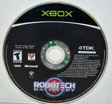 Robotech: Battlecry (Original Microsoft Xbox, 2002) Video Game